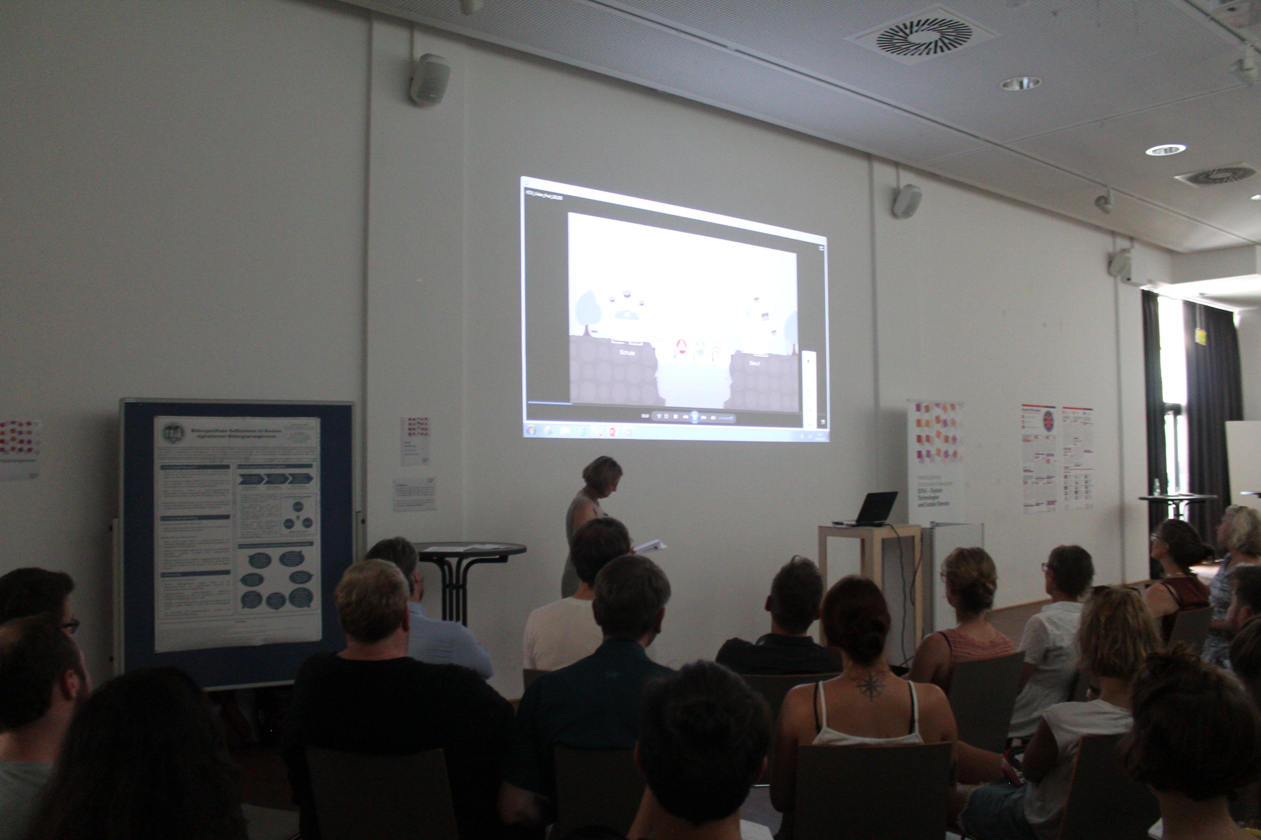 VIdeo als Teil einer Präsentation