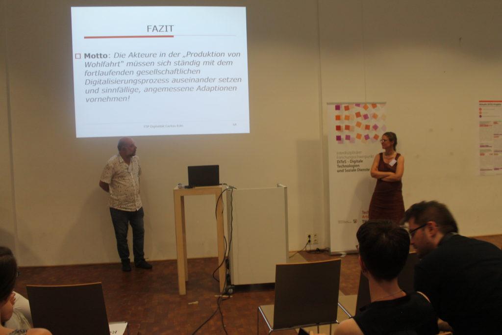 Diskussion nach dem Vortrag von Herrn Münch